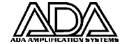 ADA Amplification