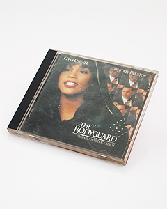 The Bodyguard OST (Used, 상태B급)