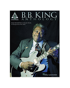 B.B. King Anthology The Definitive Collection 비비킹 전설의 히트곡 스코어