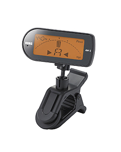 Korg AW-2G Clip-On Guitar Tuner 코르그 클립 튜너