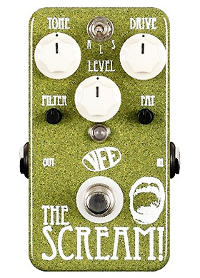VFE Pedals The Scream Classic Overdrive Uncut Version 브이에프이 더 스크림 클래식 오버드라이브 언컷 버전