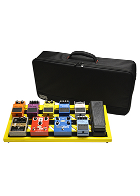Gator Cases GPB-BAK-YE Yellow Aluminum Pedal Board Large Carry Bag 게이터 옐로우 알루미늄 페달보드 라지 캐리백