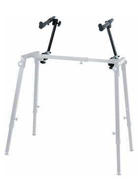 QuikLok WS-422 Fully Adjustable Add-On Second Tier for WS-421 Keyboard Stand 퀵락 키보드 스탠드 2단 추가 옵션 (국내정식수입품)