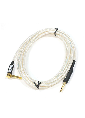 Diesel SDS 3L Silver Guitar Cable 디젤 실버 기타 케이블 (일자,ㄱ자,3M 국내정품)