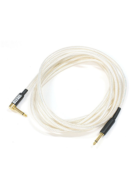 Diesel SDS 5L Silver Guitar Cable 디젤 실버 기타 케이블 (일자,ㄱ자,5M 국내정품 당일발송)