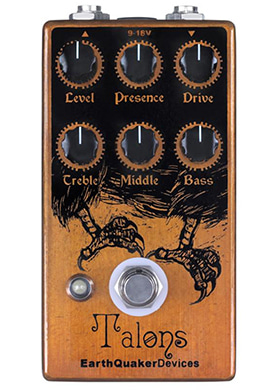 EarthQuaker Devices Talons 어스퀘이커디바이시스 탤런 (국내정식수입품)
