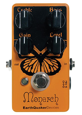 EarthQuaker Devices Monarch 어스퀘이커디바이시스 모나크 (국내정식수입품)